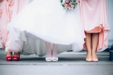 damas de honor boda en Pamplona estetica GMEL