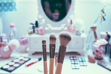 maquillaje a domicilio en Pamplona estética GMEL