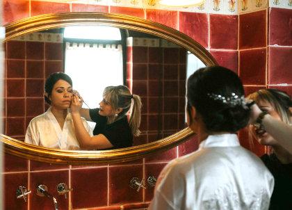 Curso maquillaje en Pamplona GMEL estética
